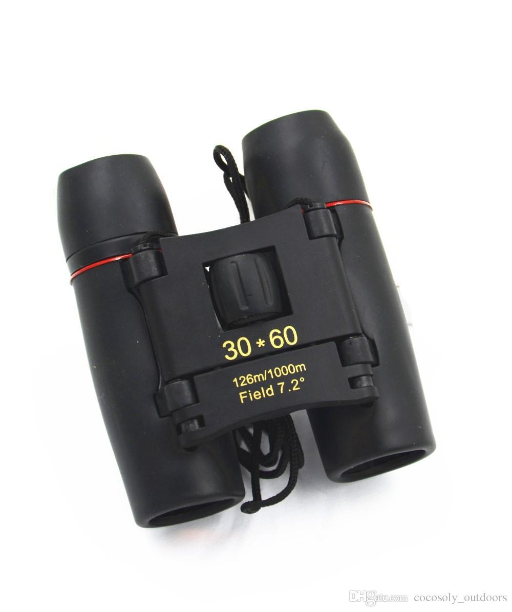 30X60 126M/1000M Hot Sale Zoom Mini Outdoor Binoculars Telescopes NO Night Vision Not infrared