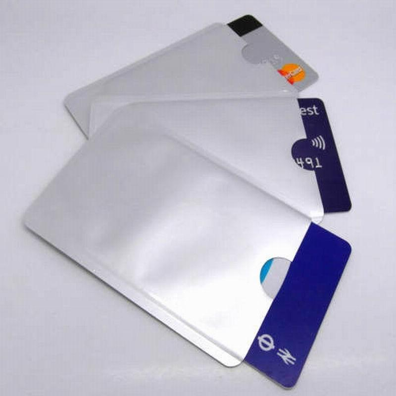 Anti theft credit card holder aluminum rfid blocking sleeve protect anti theft credit card holder aluminum rfid blocking sleeve protect your money and id rfid blocking sleeve rfid sleeve protect card holder online with reheart Gallery
