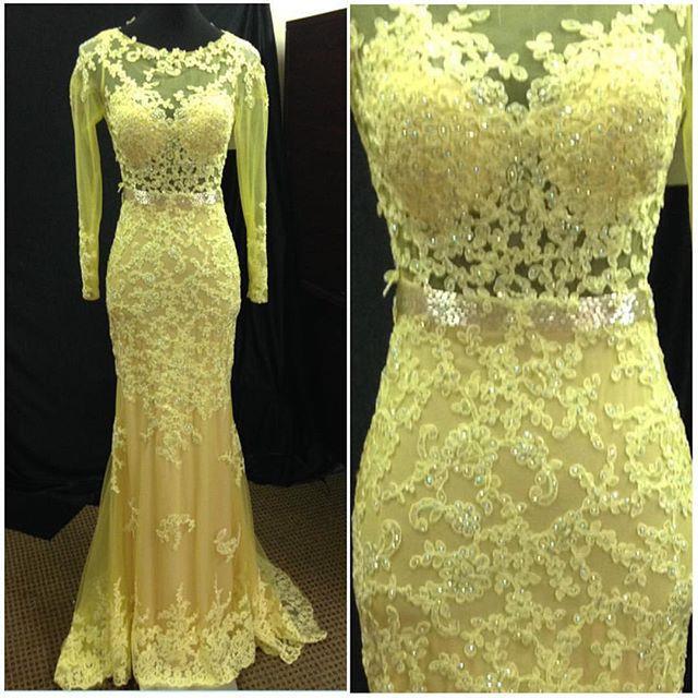 Новый кружевной аппликация Sheer Illusion с длинным рукавом Русалка Винтажные свадебные платья с шелковым поясом Сексуальные свадебные платья Арабское платье Vestidos