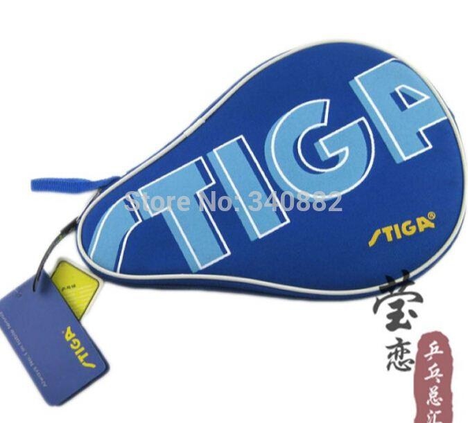 ORIGINAL Stiga Racket Case Table Tennis Racket Bag Pingpong Big ... 2860e5d291840
