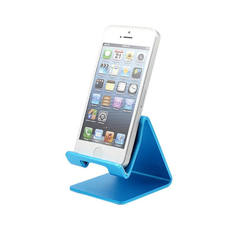 2018 Aluminum Metal Phone Holder Desktop Universal Non Slip Mobile Stand Desk For Iphone Ipad Mini Samsung Tablet From Kepiwell2