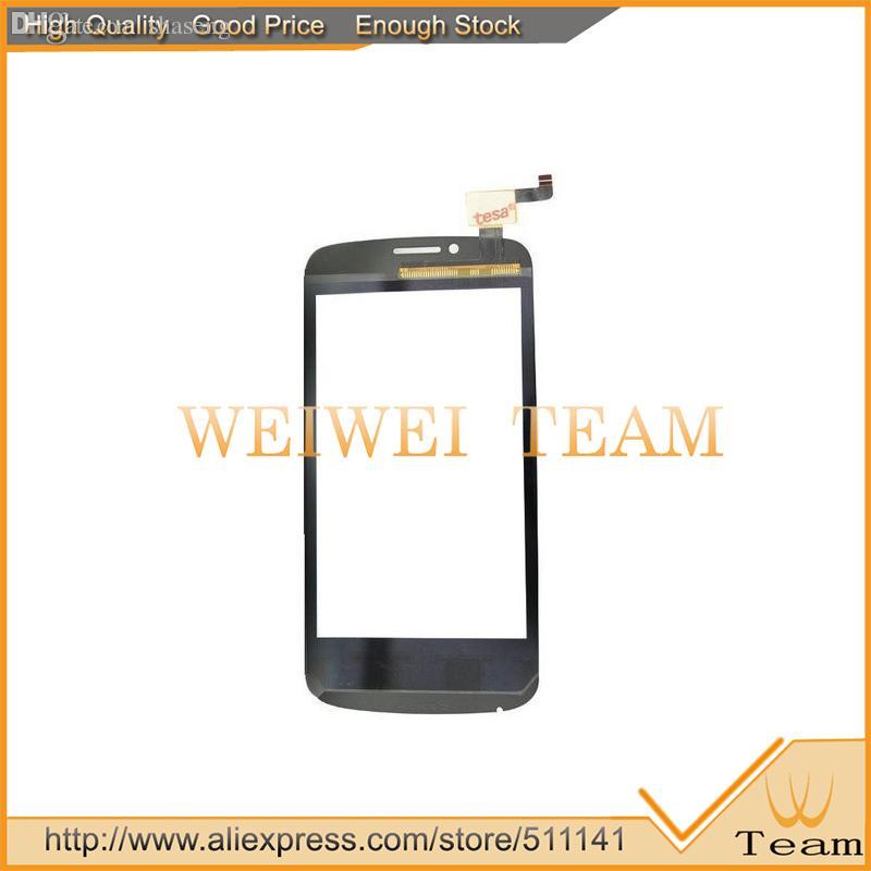 Vente en gros-Original Noir CUBOT GT95 écran tactile Digitizer Pour panneau  mobile de remplacement Partie réparation CUBOT GT95 Touchscreen