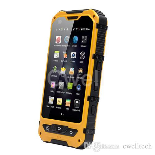 Original ALPS A8+ IP68 Waterproof Rugged Smartphone Quad Core 1GB+8GB 5.0MP 4.0Inch Android 4.4 NFC Dual SIM Mobile phone