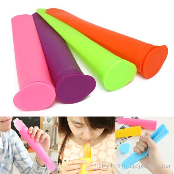 Fun Kitchen Gadgets best ice cream diy maker mold handheld fun popsicle mould tools