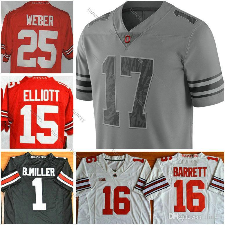 97 ohio state jersey
