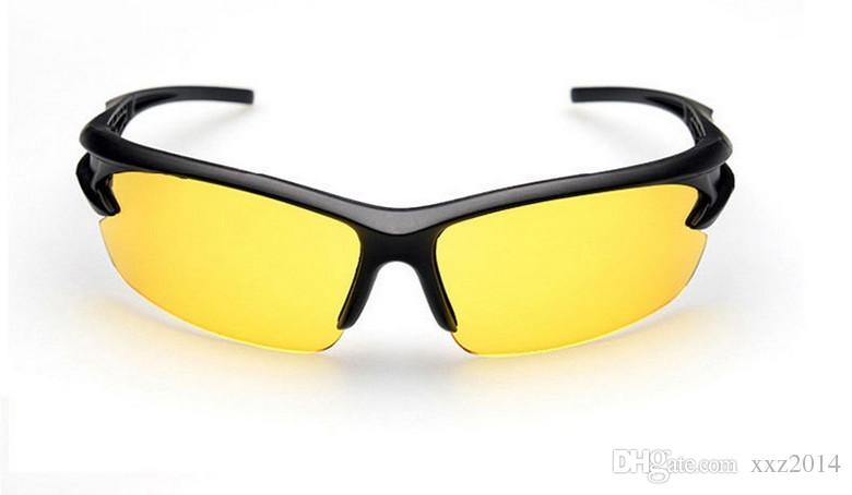 ست قطع لعشرات النظارات الشمسية نظارات للرؤية الليلية للأنشطة المضادة للنسيم القيادة في الهواء الطلق 3105 مع أربعة ألوان شحن مجاني