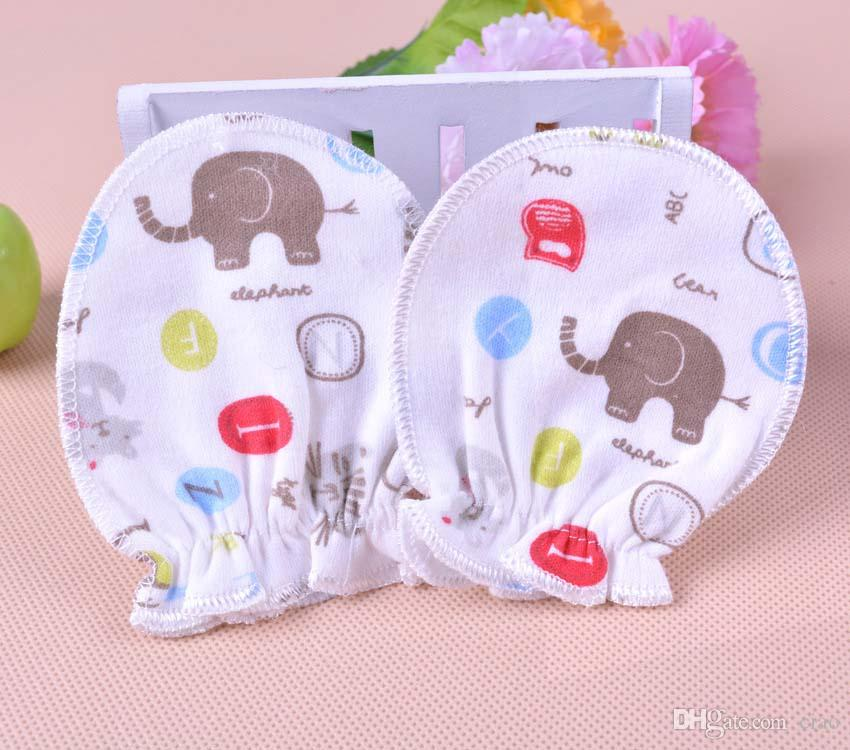 Baby Fäustlinge Mode Kinder Handschuhe Kinder Fäustlinge 2016 Neugeborenen Jungen Mädchen Handschuh Infant Baumwollhandschuhe Kinder Handschuhe C19738