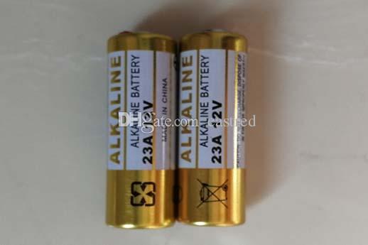 100 ٪ الطازجة 12V 23A V23GA LR23 L1028 البطاريات القلوية صديقة للبيئة