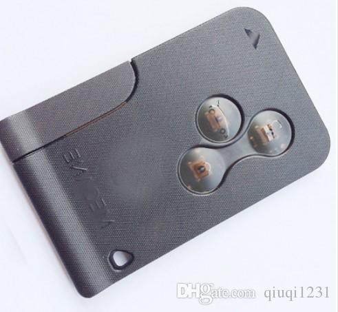 Qsuperkey высокое качество авто смарт-ключ 433 МГц pcf7947 чип управления ключами автомобиля для Renault Megane 2 бесплатная доставка