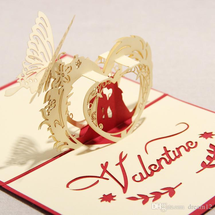 3d handmade card happy lovers 3d paper art crafts fold romantic 3d handmade card happy lovers 3d paper art crafts fold romantic valentines day greeting cards propose marriage cards 200009 free e greetings cards free m4hsunfo Gallery