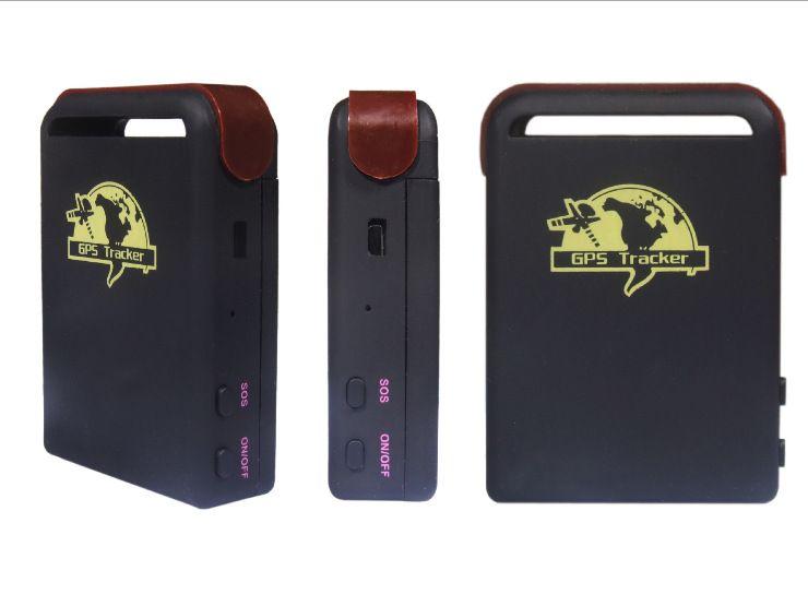 Аудио-мониторинг и службы экстренной помощи SOS, GPS-трекер Оригинальный XEXUN TK102-2 со свободным веб-трекированием Mini GPS / GSM / GPRS Автомобильный автомобиль tk102-