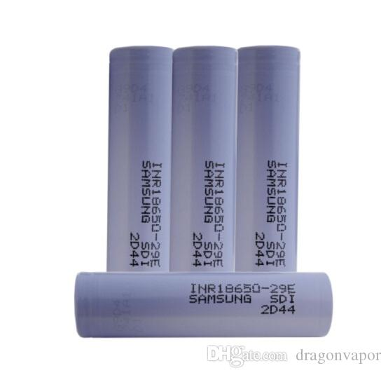Rechargeable uniwersalna ładowarka do 29e 18650 2900MAH 10A 25R 2500MAH 18650 20A VTC5 VTC4 VTC3 30A bateria