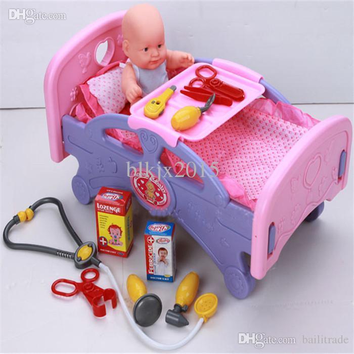 2019 Wholesale Doctor Toys Kids Doctor Set Children Educational Toys
