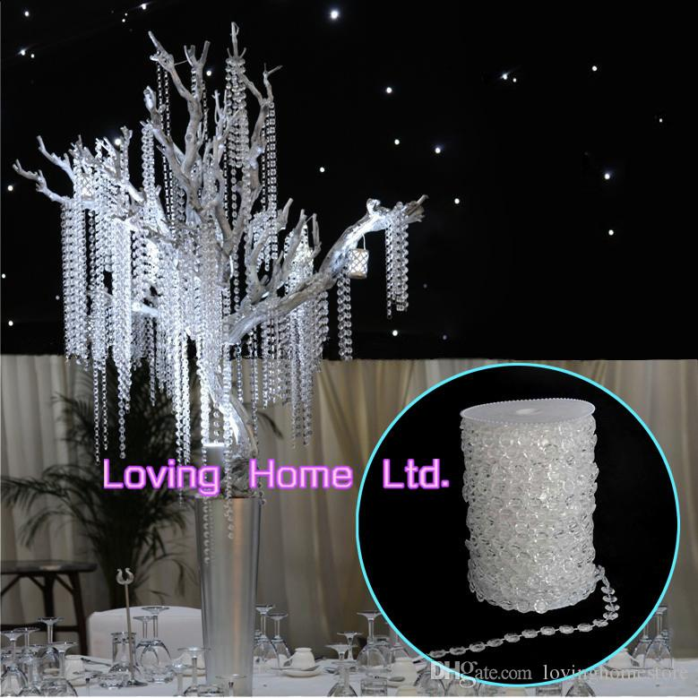 Mft Diamond Acrylic Crystal Bead Garland Strand Bead Chains - How to create a commercial invoice online bead stores