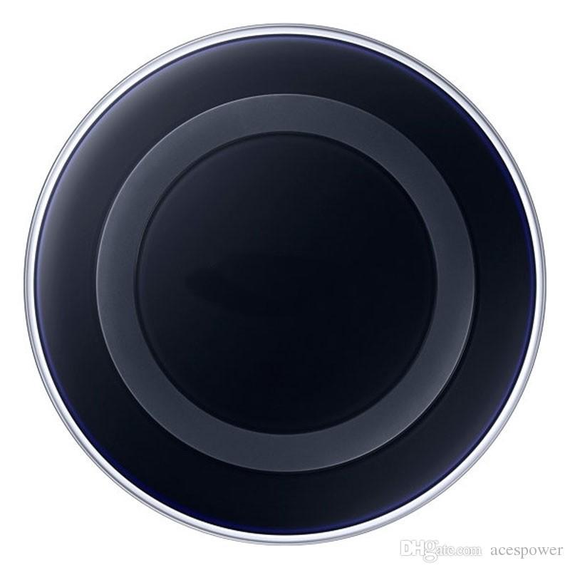 Para iphone x 8 plus qi carregador sem fio pad cabo de carregamento sem fio para samsung nota 8 galaxy s9 s8 mais com cabo usb