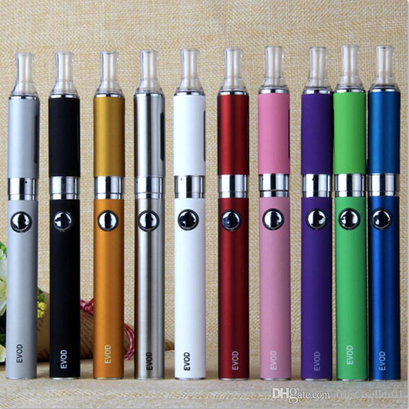 eGo evod mt3 Electronic Cigarettes E Cig double starter kit MT3 Vaporizer Atomizer Clearomizer Ecigs evod Battery double zipper case kits