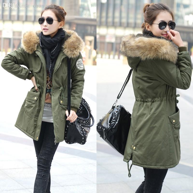 34 - Online Cheap Wholesale 2015 New Winter Women'S Wadded Jacket