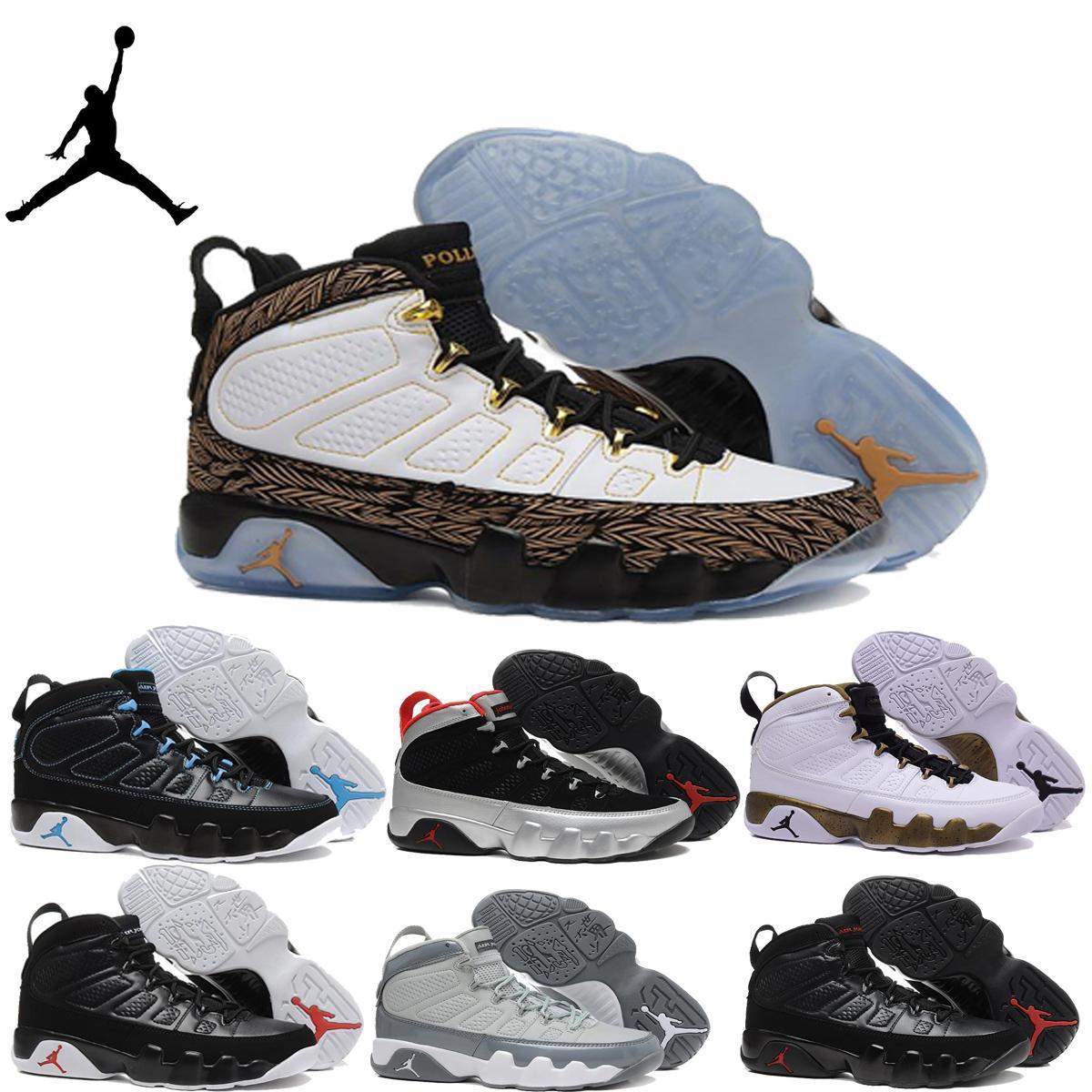 9940b250858 Nike Air Jordan 9 Retro Mens Basketball Shoes,Best Original Quality Nike  Jordans 9 Basketball Shoes Sneakers Basketball Shoes Men Sports Shoes  Online From ...