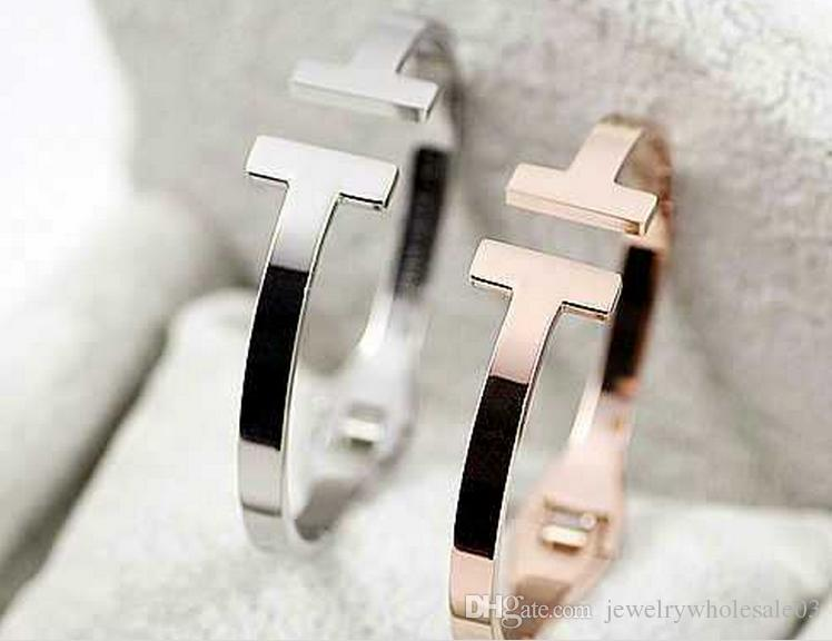 любовь браслеты браслеты для женщин 2016 титана 316L титана нержавеющей моды браслеты индийские браслеты оптом Китай манжеты стальной браслет