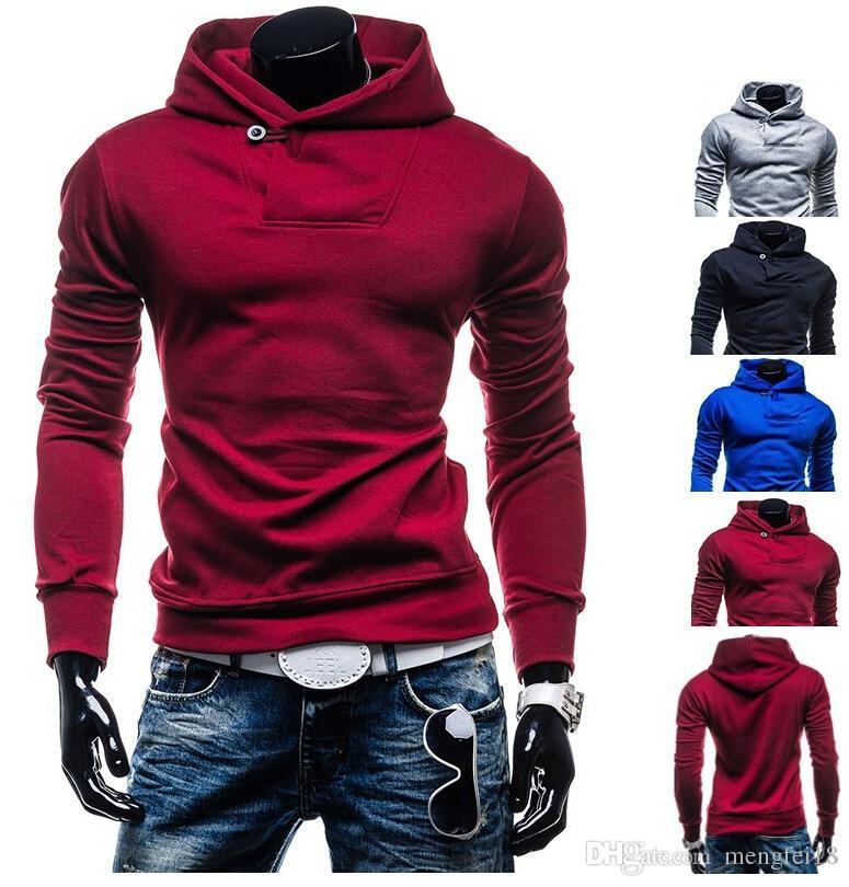 أحدث صيحات الموضة للرجال جاكيتات رجالية التحوط سترة Assassin's Creed على غرار سترة مقنعين - شحن مجاني