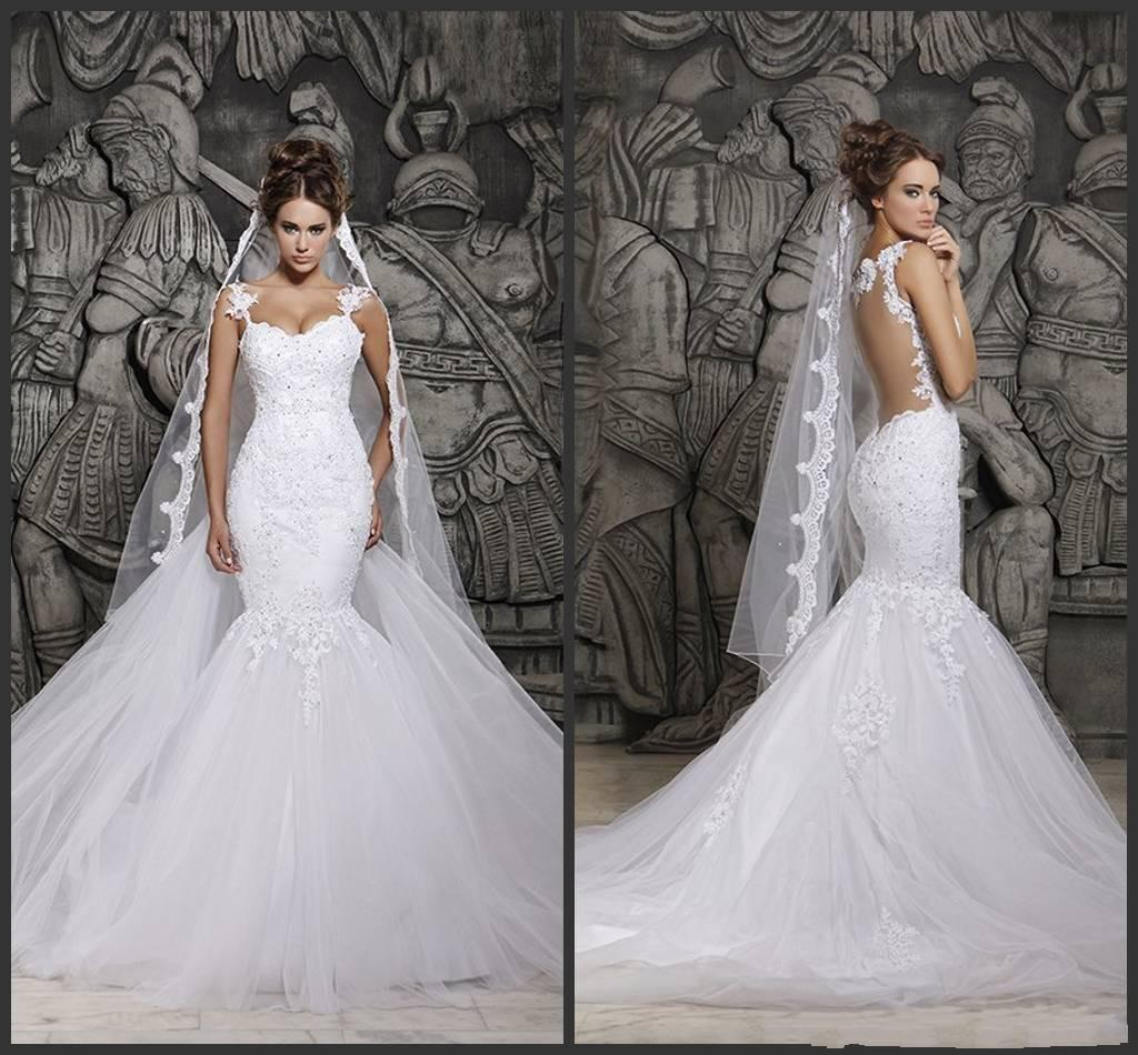 Cheap 2016 Ball Gown Beads Crystal Wedding Dresses Sweetheart