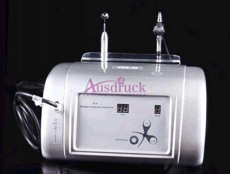 Eu tax free Portable Water Oxygen Jet Peel Facial Skin Rejuvenation Machine Acne Wrinkle Removal Oxygen Injection Spray Skin Care instument