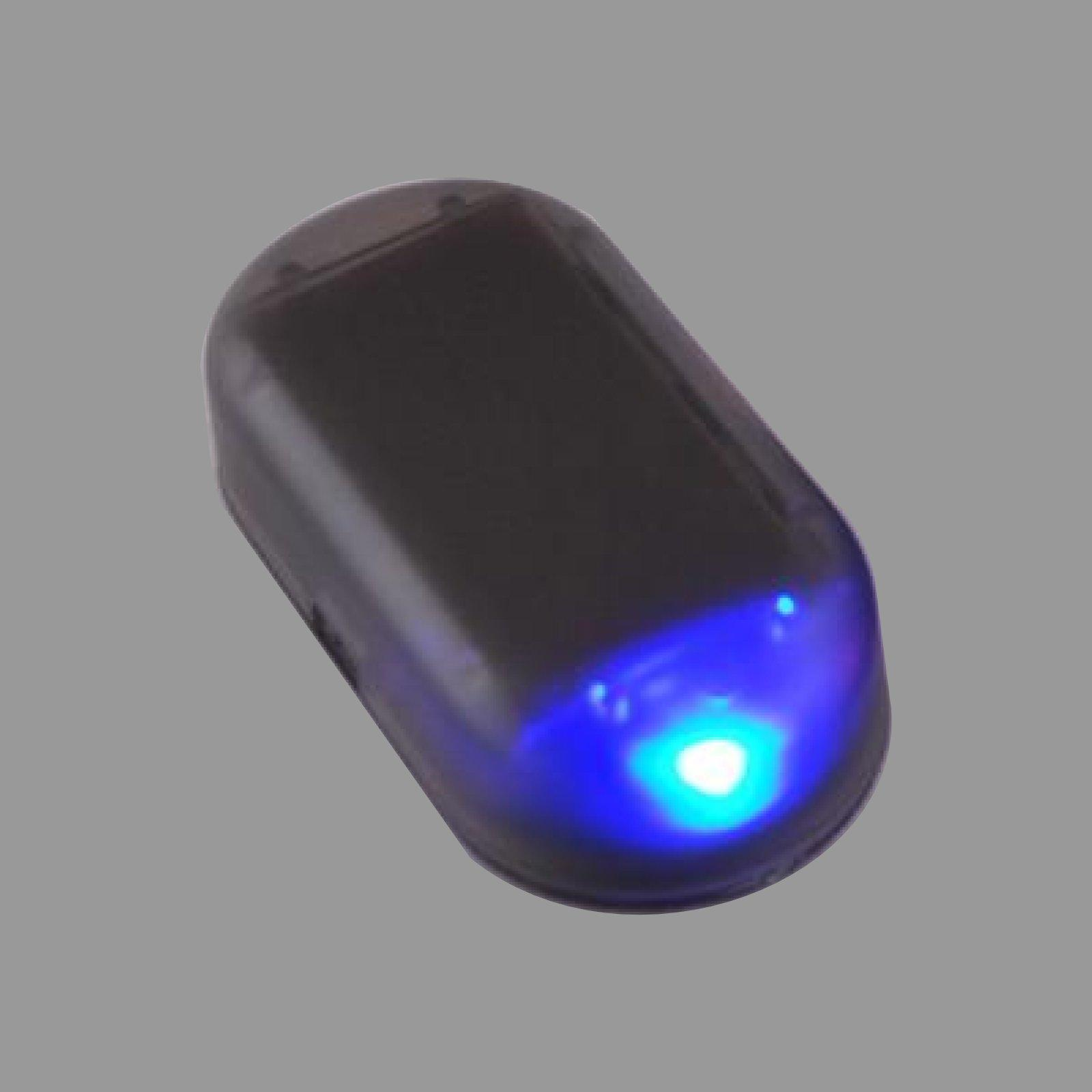 2018 fake solar car alarm led light security system warning theft 2018 fake solar car alarm led light security system warning theft flash blinking blue from lownex 322 dhgate aloadofball Image collections