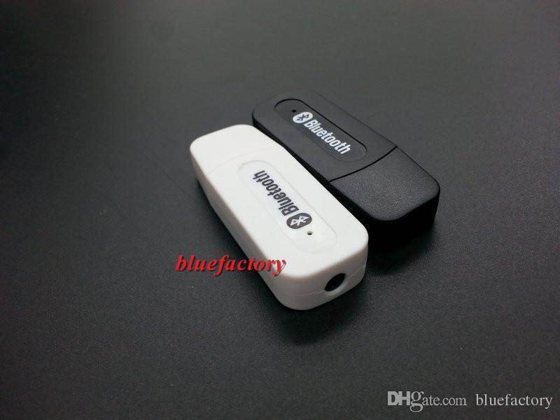 Adaptateur de récepteur de musique USB Bluetooth chaud 3.5mm audio stéréo pour iPhone 7 ipad Samsung S7 Android