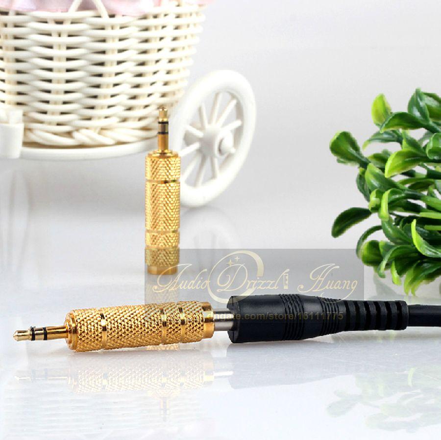 3.5mm Męski do 6,5 mm Kobiece Jack Adapter MicroFono MIC do mikrofonu Dynamicznego Mikrofon Mikrofonu Studio MicroFone