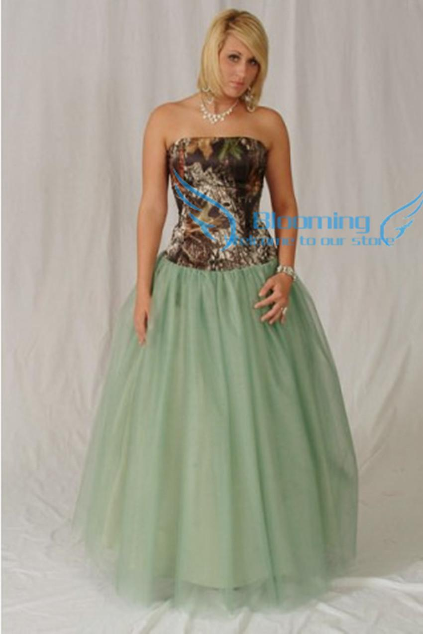 Camo formal prom dresses choice image dresses design ideas moss oak camo prom dresses strapless tulle camouflage formal gown moss oak camo prom dresses strapless ombrellifo Image collections