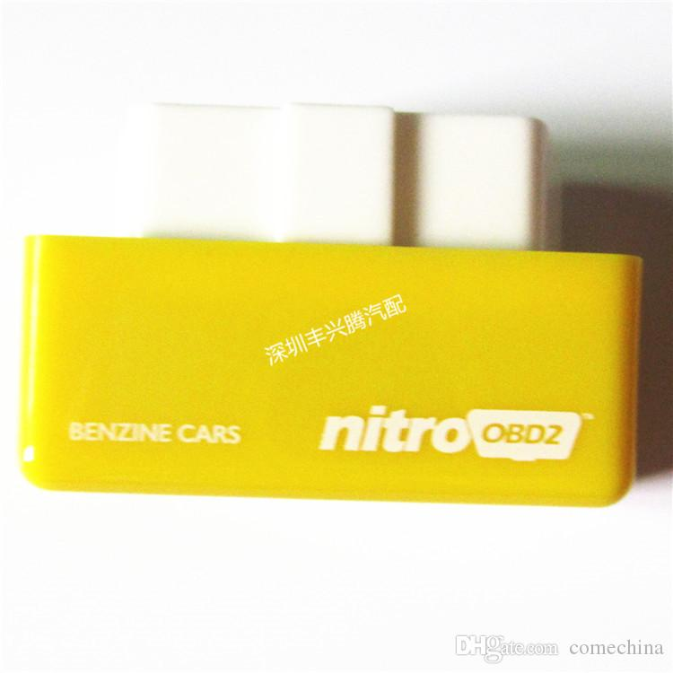 2015 New Arrival Chip Tuning Box Plug and Drive NitroOBD2 Benzine Nitro OBD2 Benzine interface Chip Tuning Box Interface