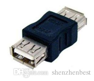 Good quality USB A Female to A Female Gender Changer USB 2.0 Adapter