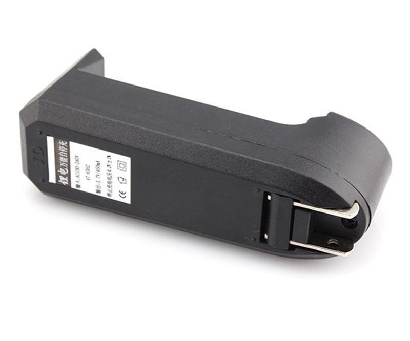 AC 다기능 배터리 충전기 18350에 대 한 검은 벽 충전기 16340 18650 건조 배터리 EU 미국 플러그 고품질 판매 18650C