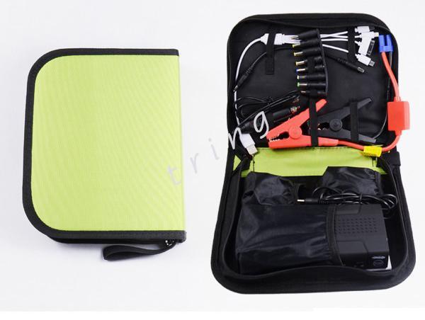 30000mAh Jump Start Car Charger Battery Car Emergency Starter Power Supply Portable Laptop Smart-phone charger Power Bank battery pack