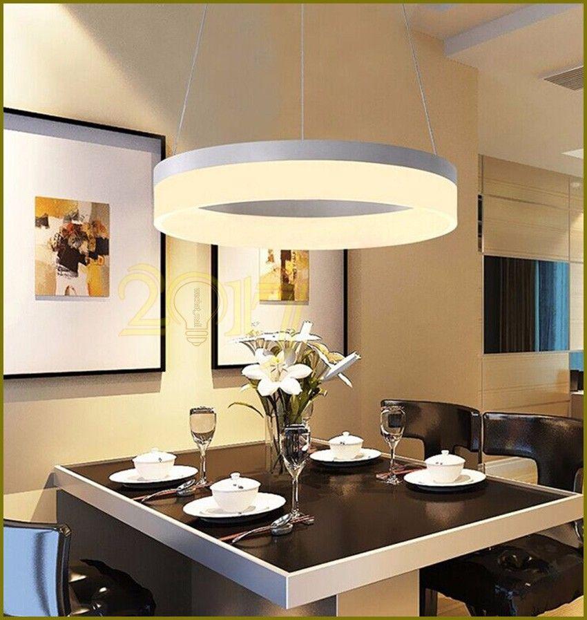 Compre 2017 moderno led luces colgantes para comedor - Lamparas para comedor colgantes ...
