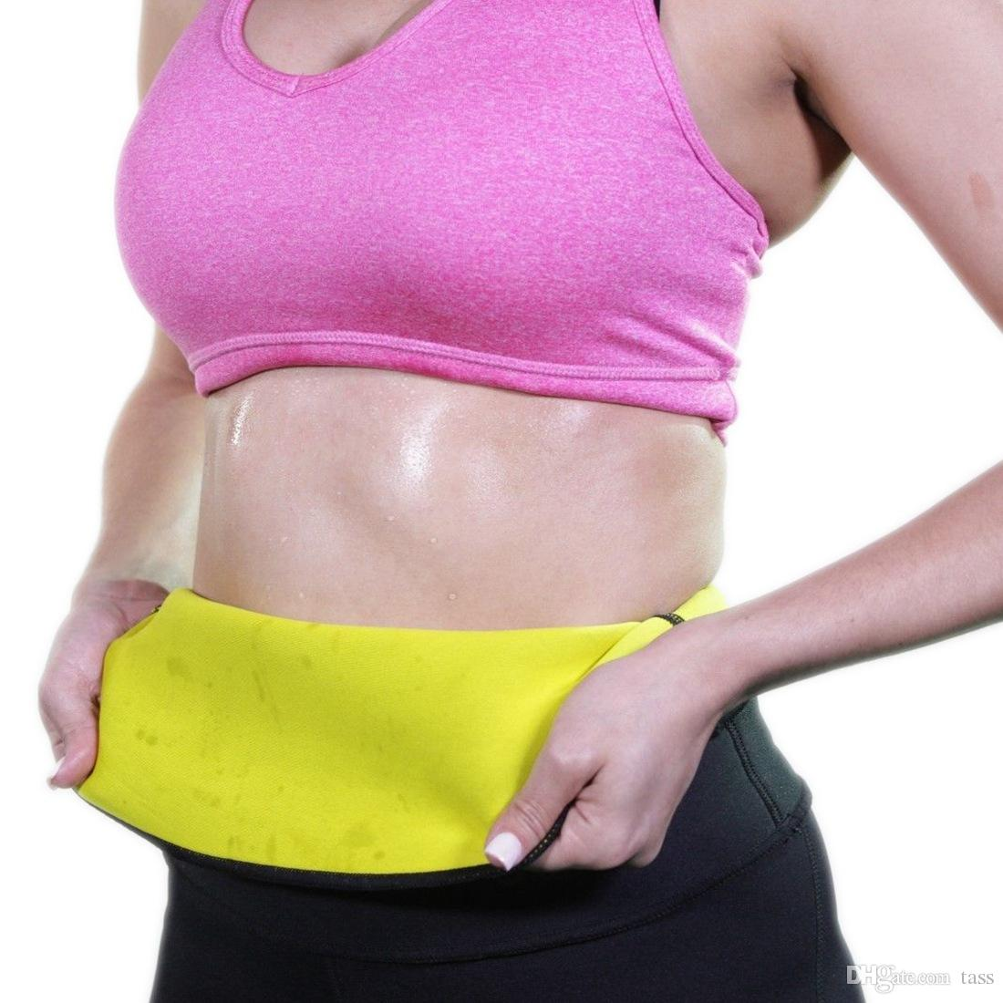 dac0607c8ca84 Slimming Waist Shapers Xtreme Hot Shaper Belt Unisex Thermo Sauna Neoprene Slimming  Hot Reducing Pants S XXL Size With Retail Package Best Waist Slimming ...