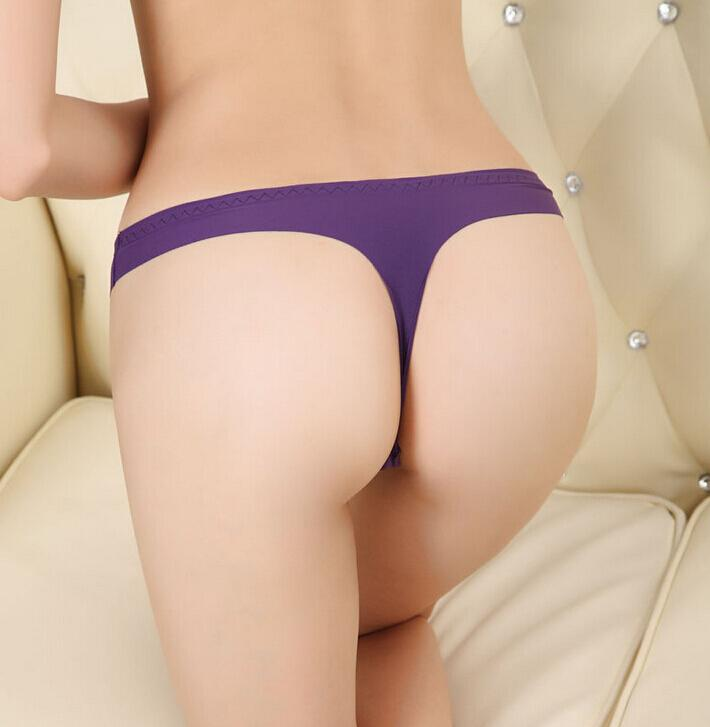 Teen sexy g string does not