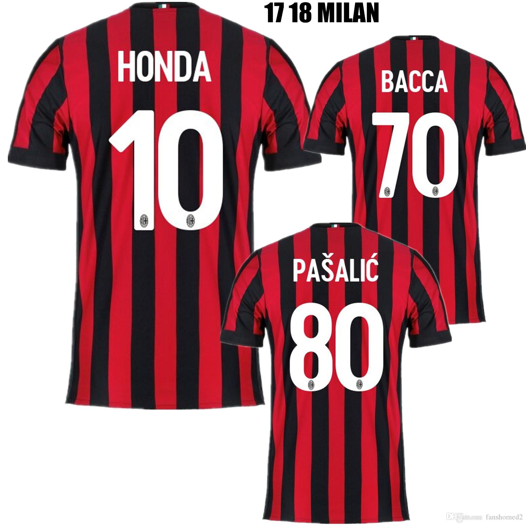 Maillot Extérieur AC Milan acheter