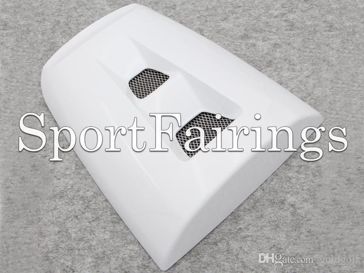 Motorradsitz-Abdeckungs-Rückendeckel für Honda CBR1000RR 04 05 06 07 2004 - 2007 Einspritzung-ABS Plastikverkleidungs-Sitz-Abdeckung Rot Weiß Neu