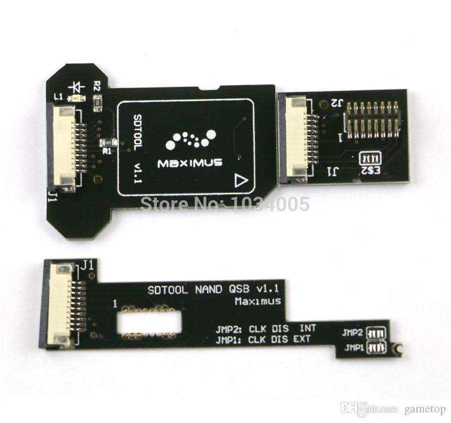 Maximus SD Tool V1.1 ل xbox360 SD TOOL NAND QSB V1.1
