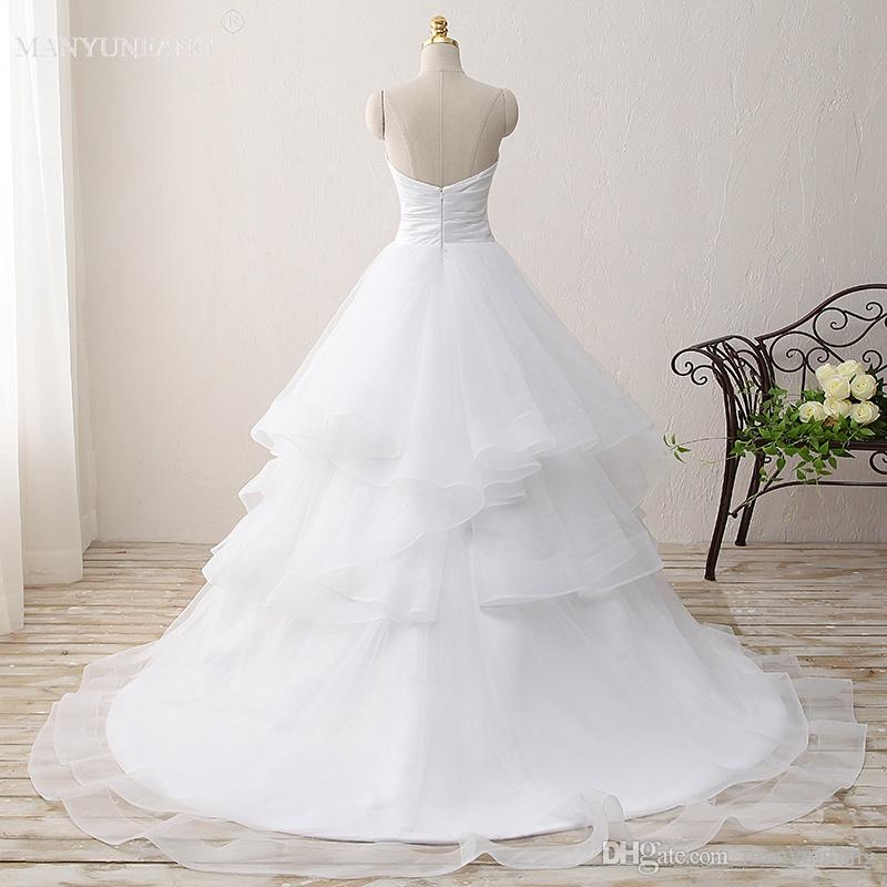 Western Country Wedding Dresses Long Vintage Tiers Skirt Pleat Bohomian Bridal Gown Sheer Backless Plus Size Greek Wedding Gown