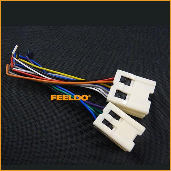 Peachy High Quality For Car Radio Cd Player Wiring Harness Audio Stereo Wiring Database Gramgelartorg