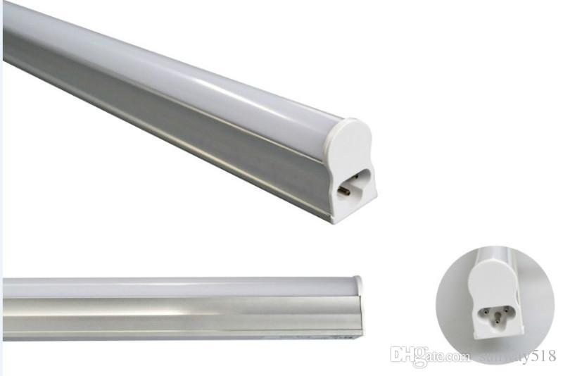 led tube t5 60cm 9w 2ft led tube t5 3pin led tube t5 light 800lm led fluorescent tube lamp Hot selling