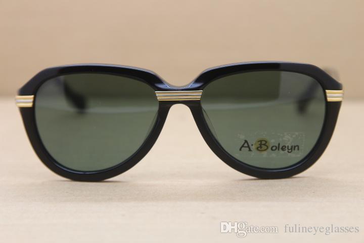 Горячая Импорт Планка 1136298 Солнцезащитные Очки Высокого качества Мужчины или Женщины Марка дизайнер Очки Размер Кадра: 54-18-135 мм