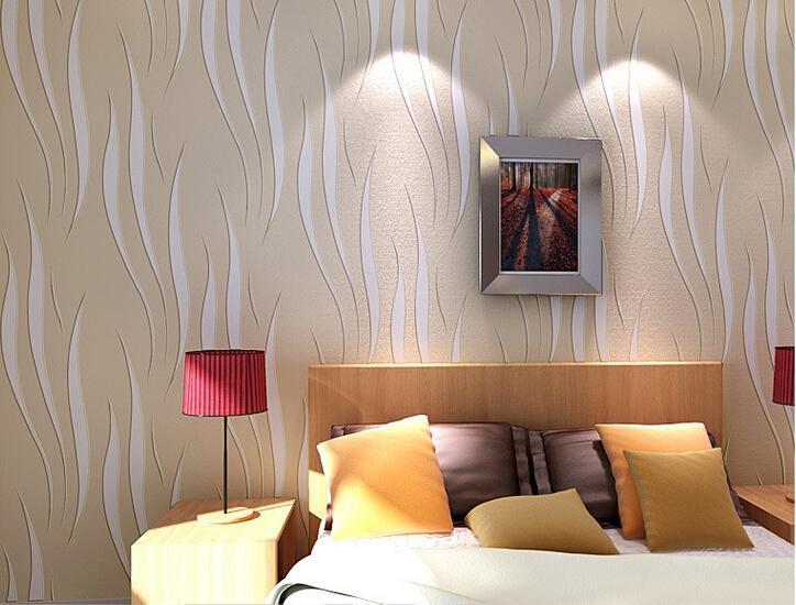 Papier peint 3D Home Decor TV background Rouleau de papier peint non tissé
