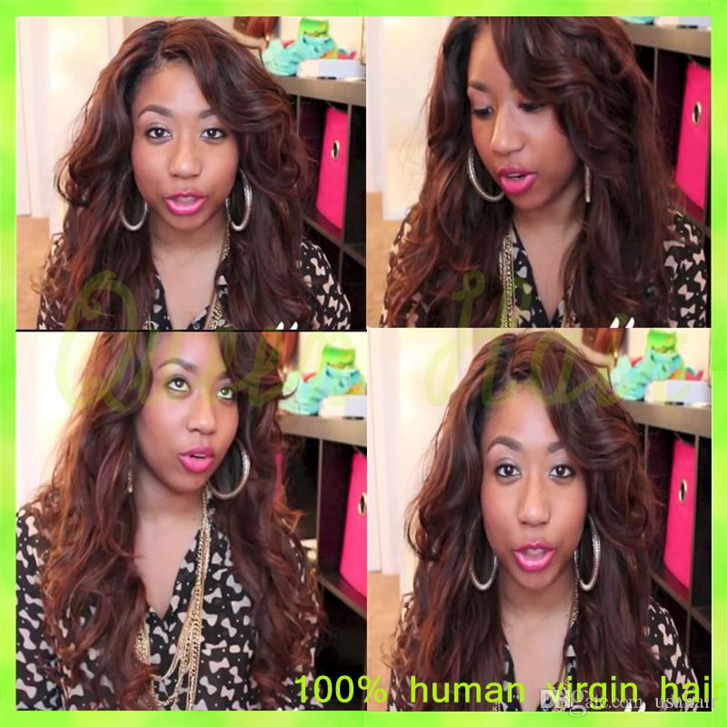 100% human hair wigs glueless full lace wigs human hair lace front wigs with baby hair for black women