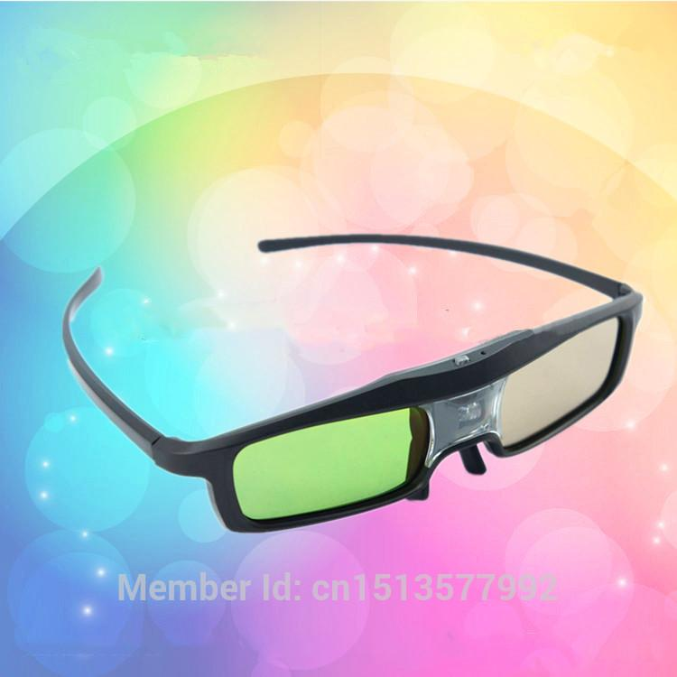sony 3d glasses. 2015 new 3d shutter active glasses for samsung/panasonic sony tv universal dlp projector free shipping 3d