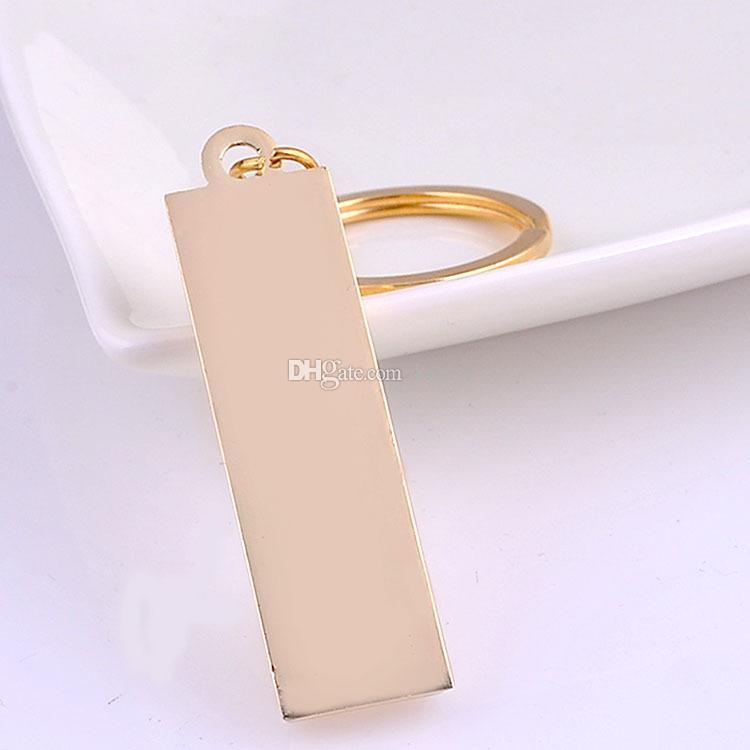 Portachiavi in oro puro portachiavi dorato portachiavi ciondolo donna in metallo ciondolo portachiavi in metallo portachiavi auto di lusso uomo accessorio regalo