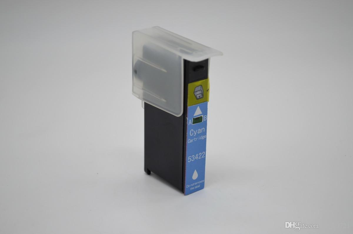 Primera LX900 renk etikel yazıcı için yeni uyumlu mürekkep kartuşu, 4 adet / grup