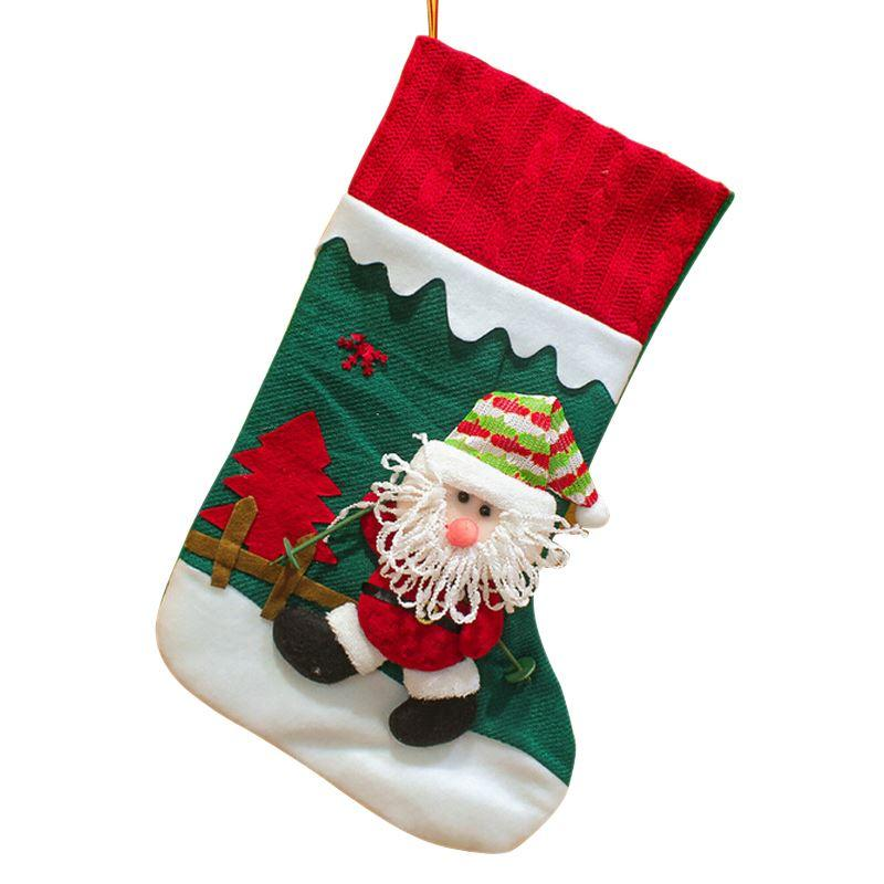 Merry Christmas Decorations happy new year beautiful christmas stocking merry christmas cute